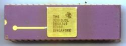 TI TMS32010JDL