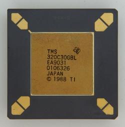 TI TMS320C30GBL