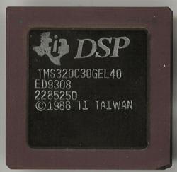 TI TMS320C30GEL40