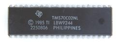 TI TMS70C02NL