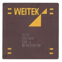 Weitek 3170 025-GCD