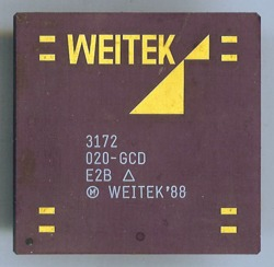 Weitek 3172 020-GCD