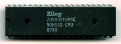 Zilog Z0800210PSC