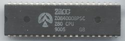 Zilog Z0840008PSC