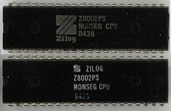 Zilog Z8002PS