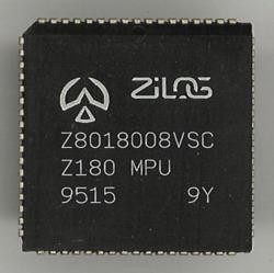 Zilog Z8018008VSC