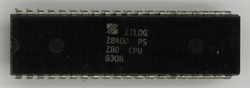 Zilog Z8400PS