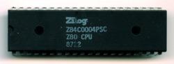 Zilog Z84C0004PSC