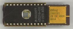 Zilog Z8603RS 2K XROM
