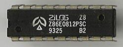 Zilog Z86E0812PSC